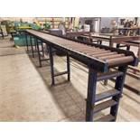 Roller Conveyor, 20 Ft. Length X 15 In. Width