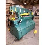Piranha Model P110 Hydraulic Ironworker, s/n P110-3066, New 2015, 110 Ton, Brake Attachment with (2)