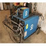Miller Model CP302 Mig Welder, s/n KJ102838, with Miller 60 Series Wire Feed