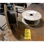 (2) Welding Wire Spools