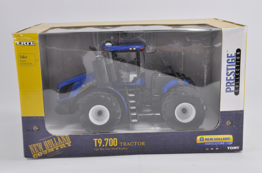 Lot 3 - Ertl 1/32 New Holland T9.700 Tractor. Prestige Edition. M in VG Box.