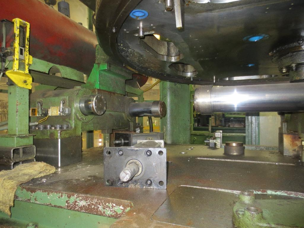 Nissei Stretch Blow Molding Machine, M/N ASB650EX II, S/N 8565292, Mfg. Date 5/86 - Image 12 of 16