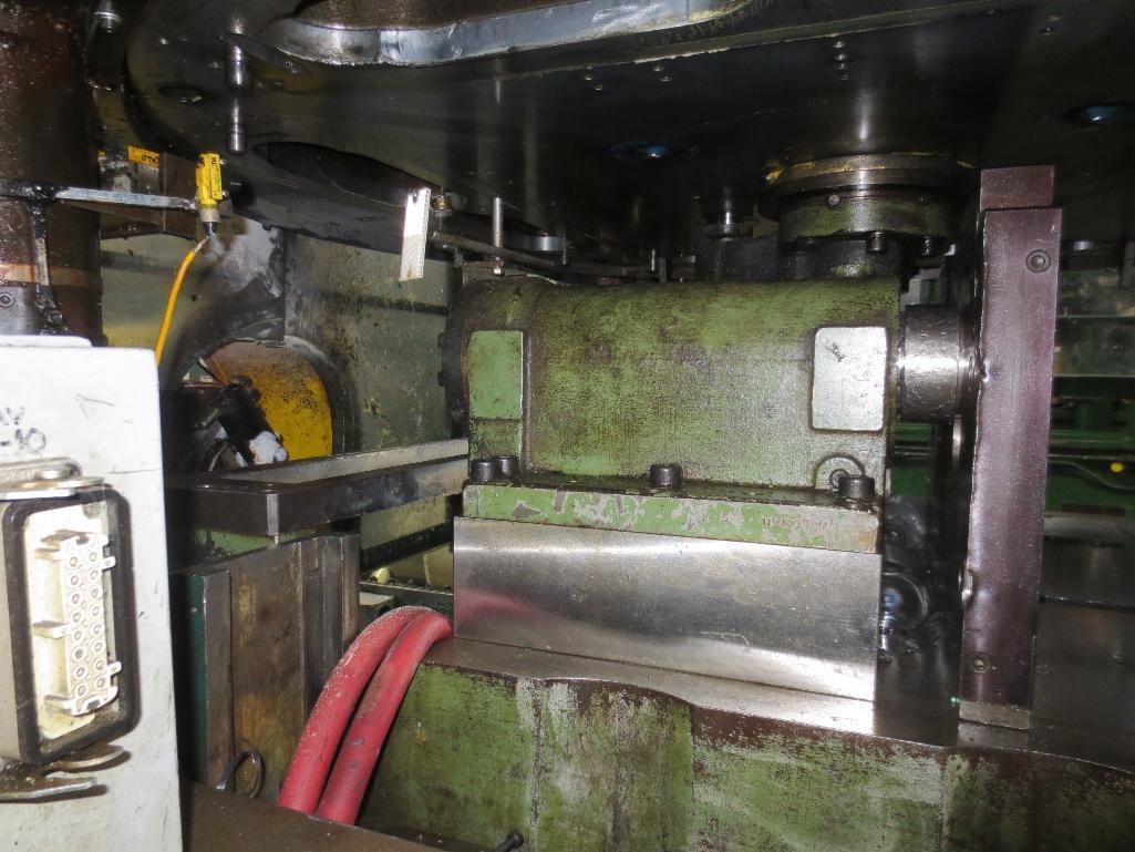 Nissei Stretch Blow Molding Machine, M/N ASB650EX II, S/N 8465313, Mfg. Date 5/84 - Image 13 of 18