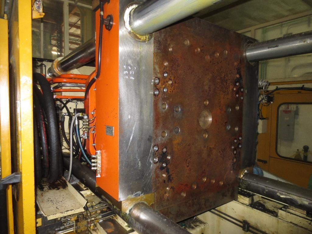 Huskey Injection Molder, M/N XL300PET S/N 9420 With 5-Ton H-Frame Hoist System - Image 30 of 35