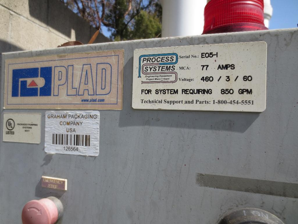 Plad Chiller Pump, 850 GPM - Image 5 of 5