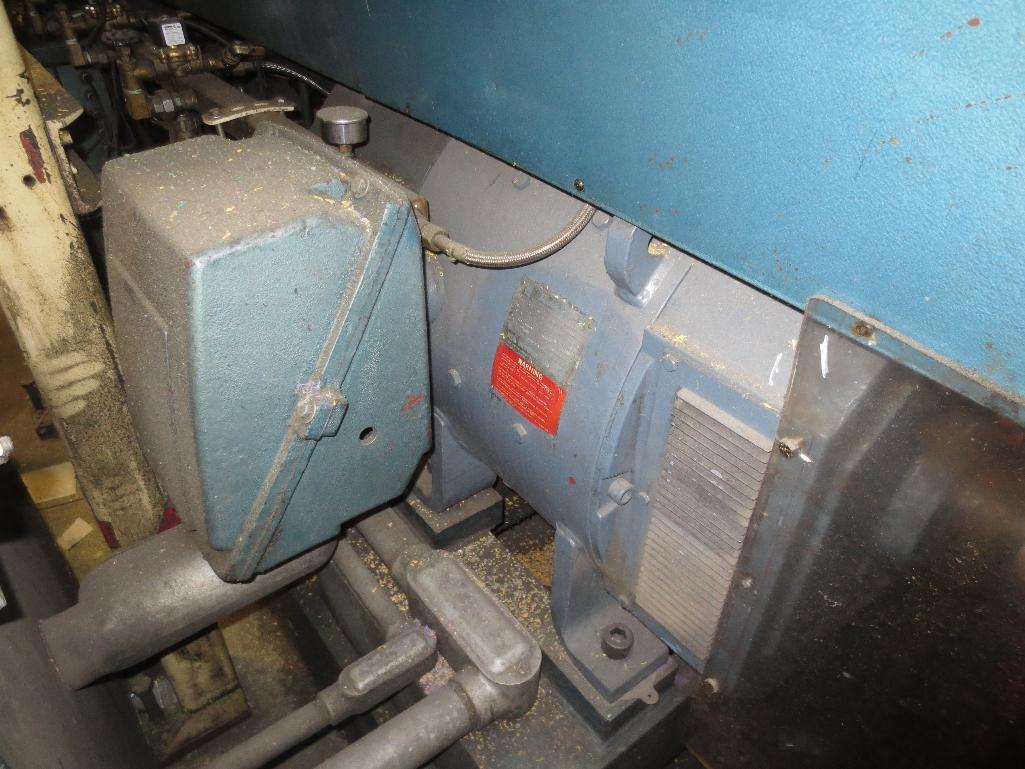 Lufkin Extruder With Electrostat 200hp Motor & Control Cabinet, M/N D165-611C, S/N 6646 - Image 4 of 8
