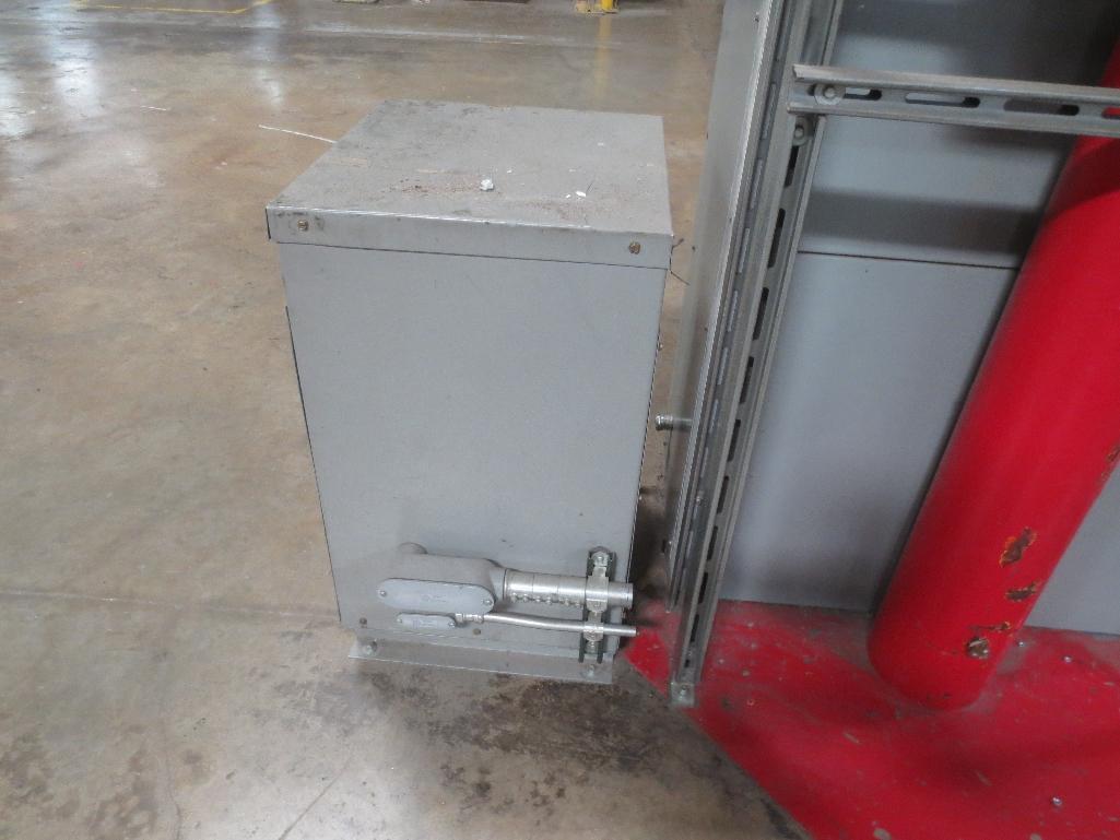 FPT Transformer, 30kva 480v 60hz 3ph 315lbs, Cat No. T4T30 S/N 70828100212 - Image 2 of 3