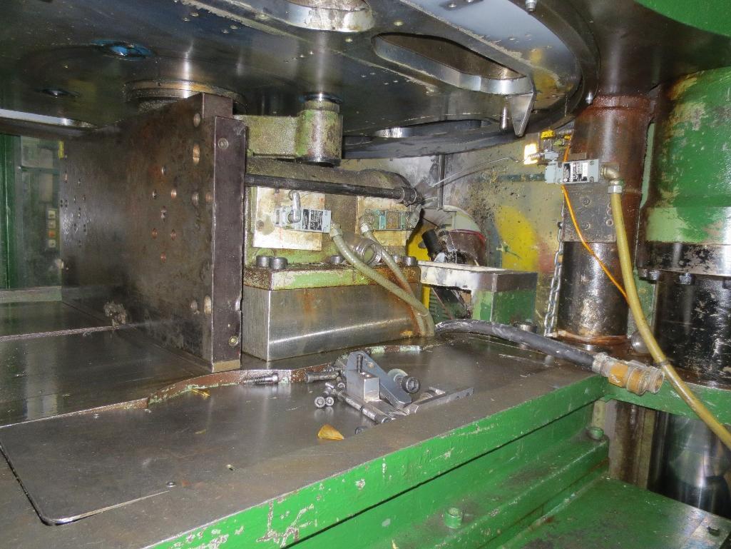 Nissei Stretch Blow Molding Machine, M/N ASB650EX II, S/N 8465313, Mfg. Date 5/84 - Image 16 of 18