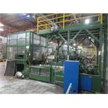 Nissei Stretch Blow Molding Machine, M/N ASB650EX II, (PARTS MACHINE) S/N 159A4531, Mfg. Date 1/95