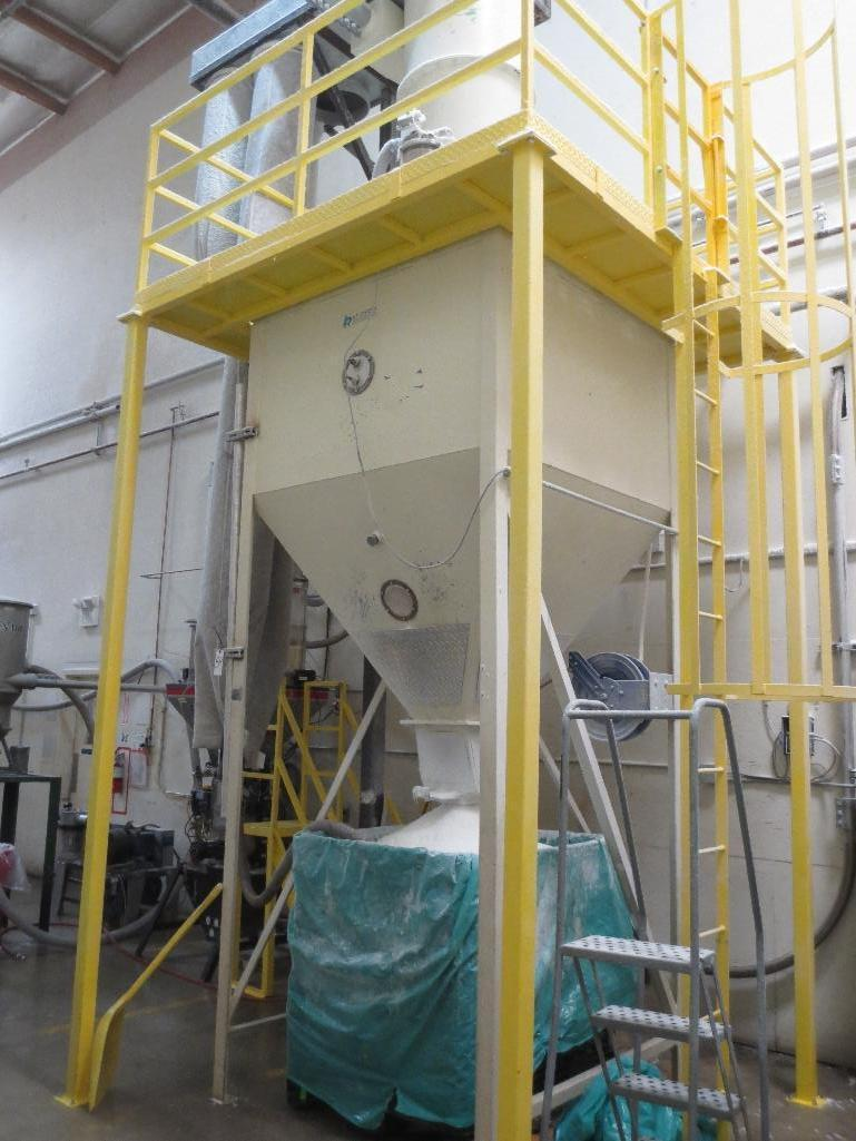 L.R. Systems Feeder Hopper - Image 2 of 3