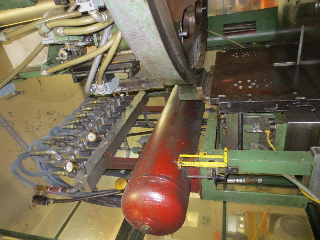 Nissei Stretch Blow Molding Machine, M/N ASB850EX II, S/N 109A4402, Mfg. Date 12/88 - Image 11 of 14
