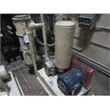 Pacific Engineering Vacuum Pump M/N 7.5-V-F S/N 8805-07011