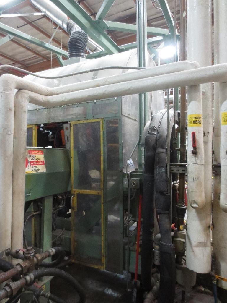 Bottle Mold Wheel, Selling As Scrape, Molds Must Be Destroyed, Wheel Brake Not Included,