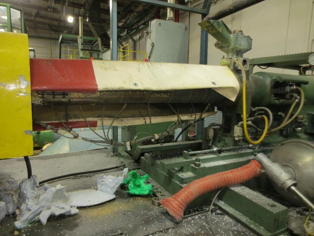 Nissei Stretch Blow Molding Machine, M/N ASB650EX II, S/N 8465313, Mfg. Date 5/84 - Image 6 of 18