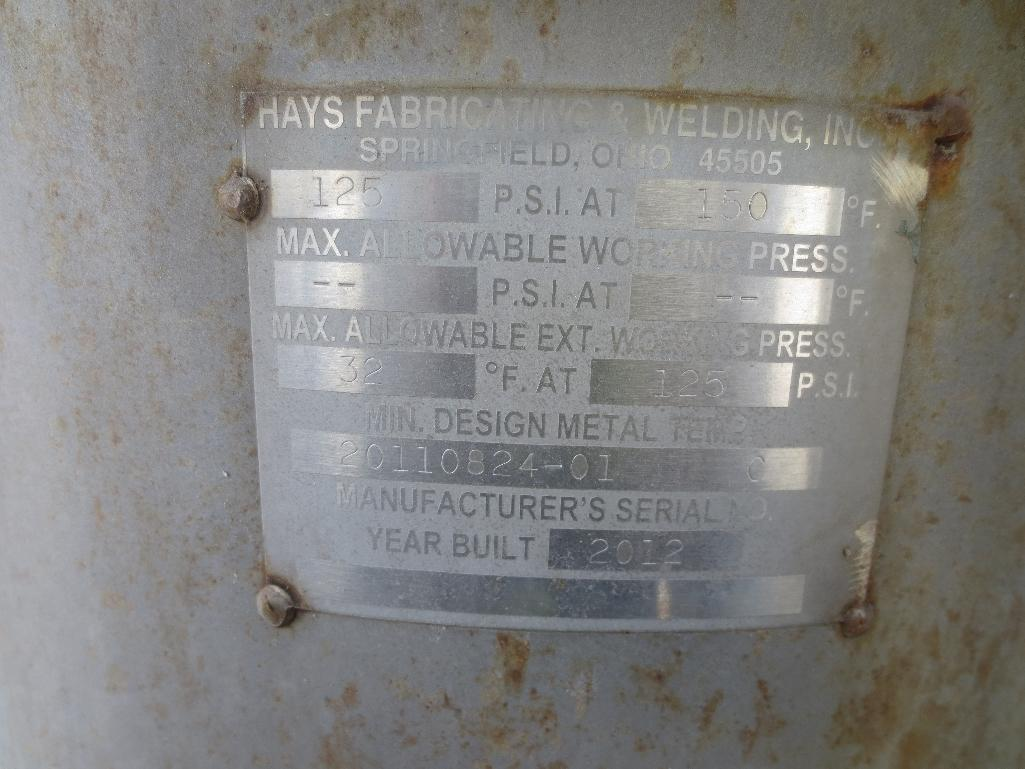 Ameriwater High Efficiency Filter System, S/N 9610831 - Image 5 of 5
