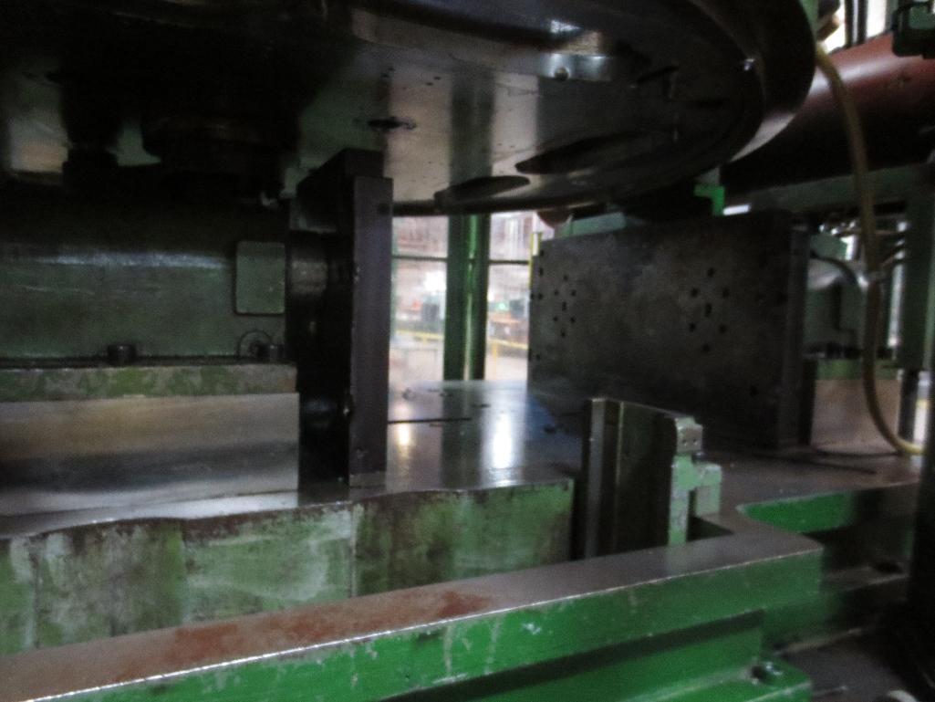 Nissei Stretch Blow Molding Machine, M/N ASB650EX II, S/N 8465313, Mfg. Date 5/84 - Image 12 of 18