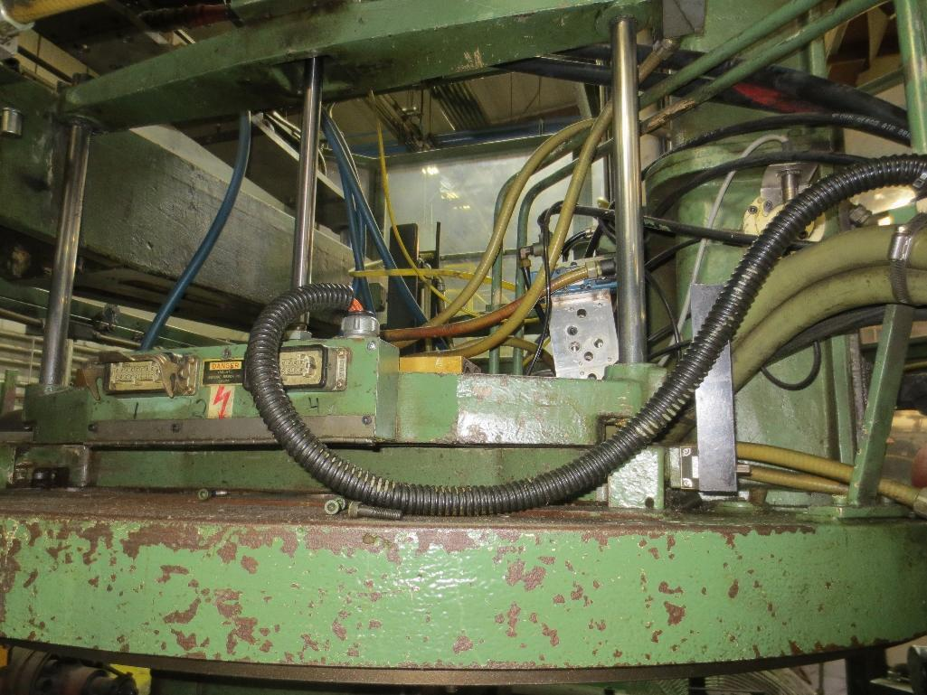 Nissei Stretch Blow Molding Machine, M/N ASB650EX II, S/N 8565292, Mfg. Date 5/86 - Image 10 of 16