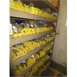 Shelf Plus Contents Of Various Size Seals