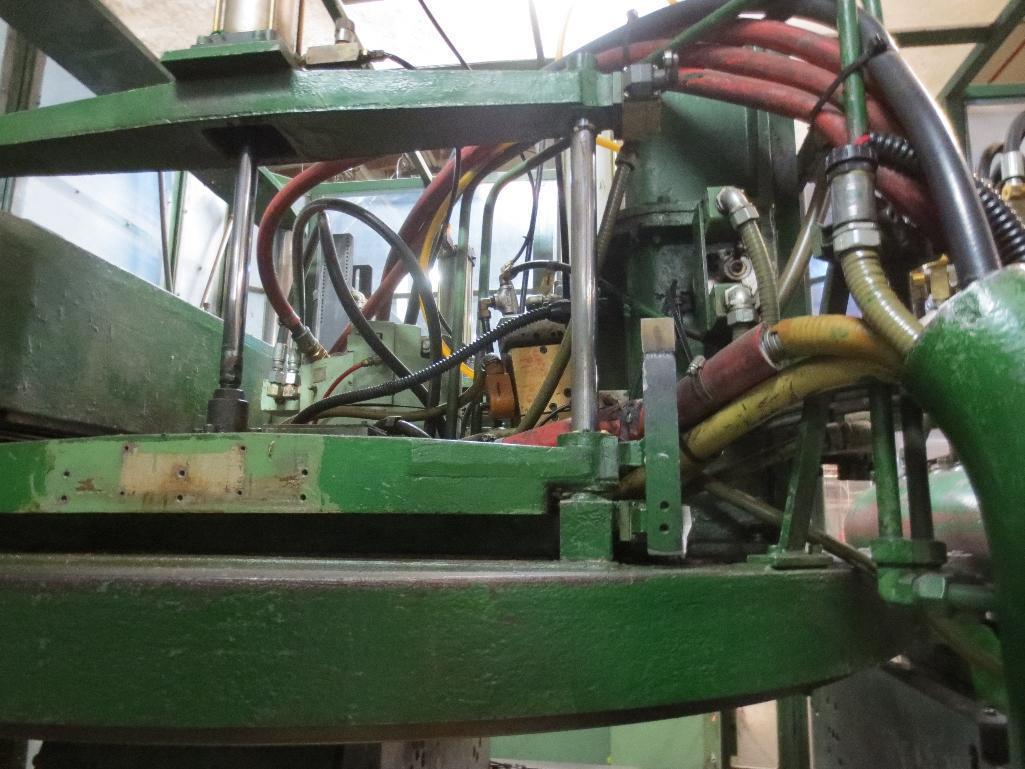 Nissei Stretch Blow Molding Machine, M/N ASB650EX II, S/N 8465319, Mfg. Date 2/85 - Image 14 of 17