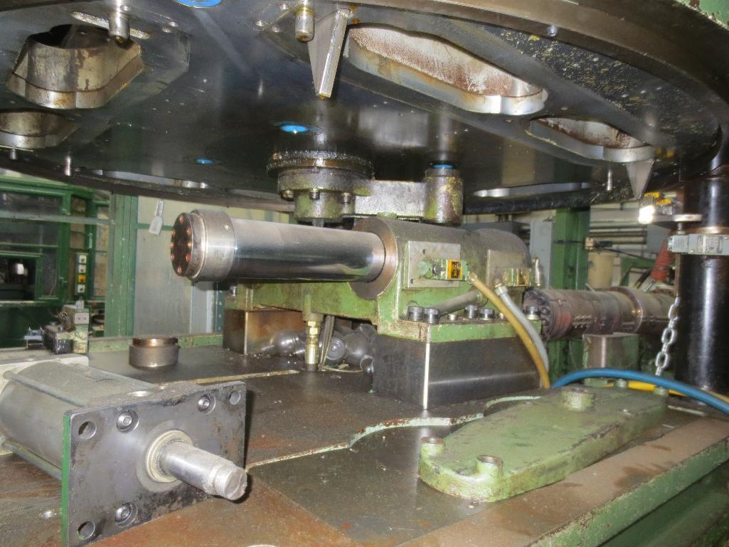 Nissei Stretch Blow Molding Machine, M/N ASB650EX II, S/N 8565292, Mfg. Date 5/86 - Image 13 of 16