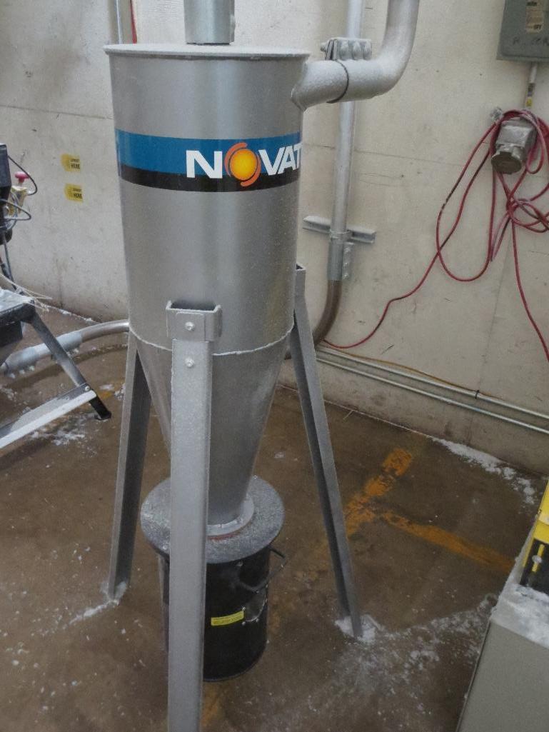 Novatec Vacuum Pump M/N VPDB-7.5 S/N 55203-3912 Mfg. Date 12-14 - Image 3 of 5
