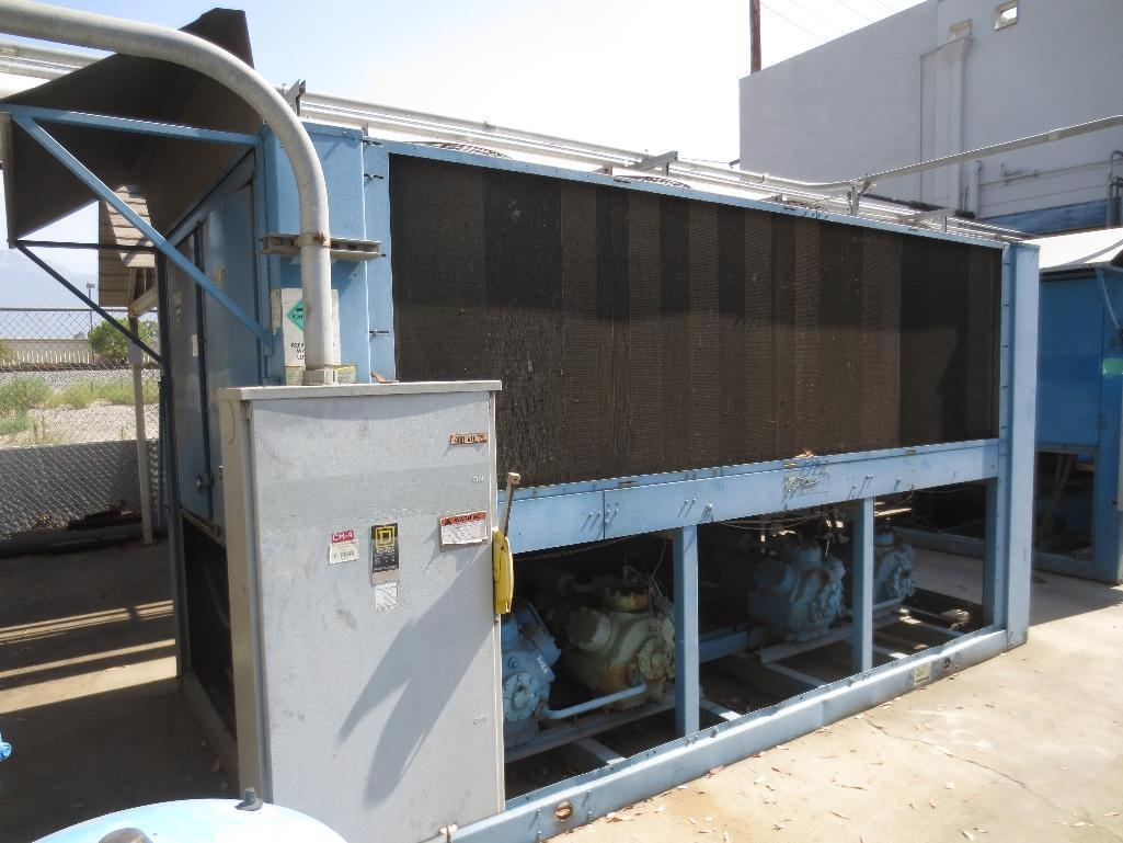Carrier Liquid Chiller Unit, S/N 0995F36298 - Image 6 of 9