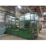 Nissei Stretch Blow Molding Machine, M/N ASB650EX II (Needs Gear Box) S/N 8665348, Mfg. Date 2/87