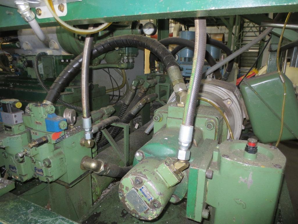Nissei Stretch Blow Molding Machine, M/N ASB850EX II, S/N 109A4402, Mfg. Date 12/88 - Image 5 of 14