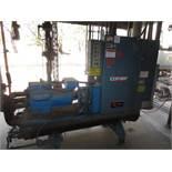 Trane Water Chiller, M/N CGWCC604MDNGG603AFGTP S/N L88F03047