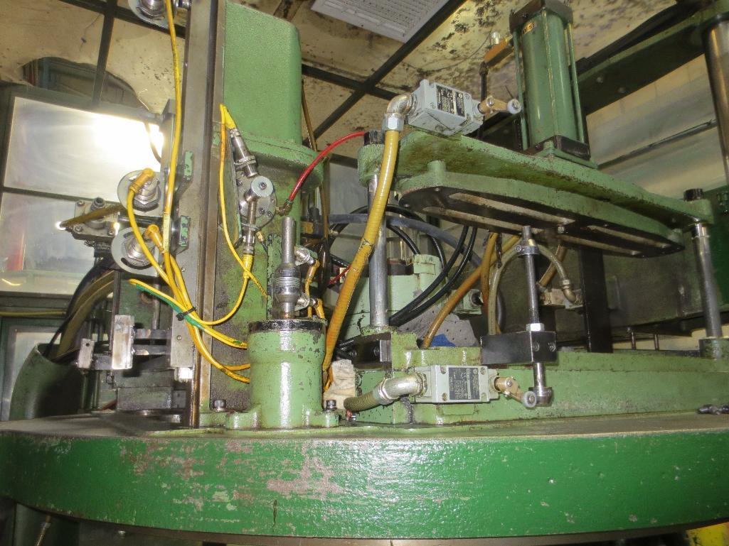 Nissei Stretch Blow Molding Machine, M/N ASB650EX II, S/N 8465313, Mfg. Date 5/84 - Image 15 of 18