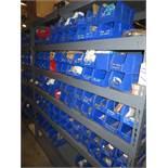 Shelf Plus Contents Of Photo Sensor Components