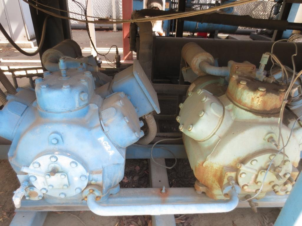 Carrier Liquid Chiller Unit, S/N 0995F36298 - Image 7 of 9