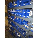 Shelf Plus Contents Of Photo & Proximity Sensor Components