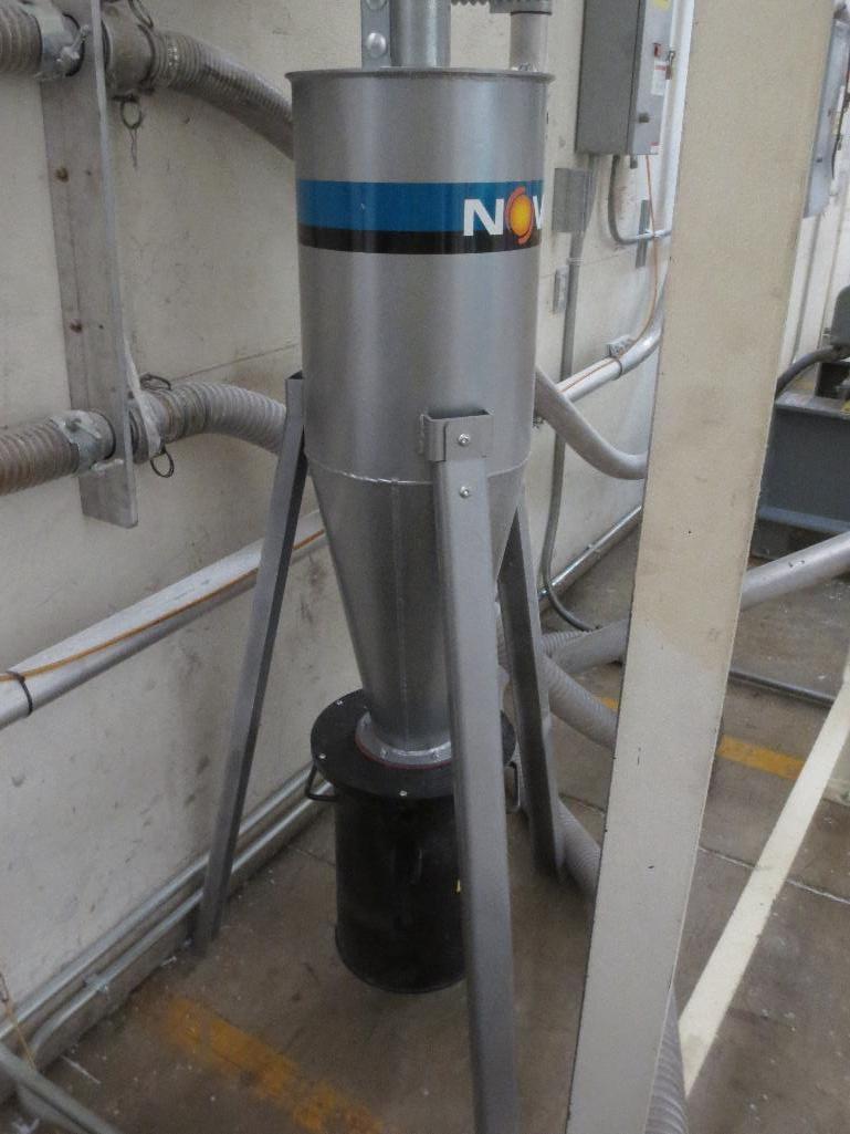 Novatec Vacuum Pump M/N VPDB-7.5 S/N 55203-3912 Mfg. Date 12-14 - Image 2 of 4
