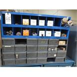Seven Parts Bins With Fuses & Connectors