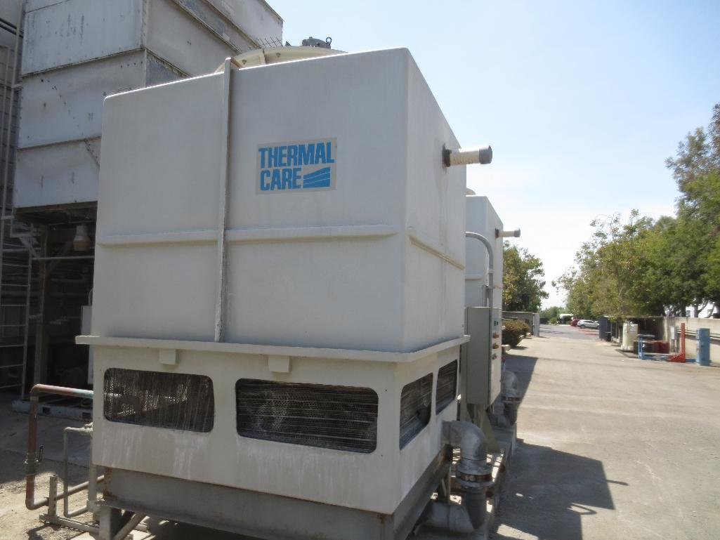 Thermal Care Cooling Towers, M/N FC840, S/N 06738020603 & 06738010603 - Image 4 of 8