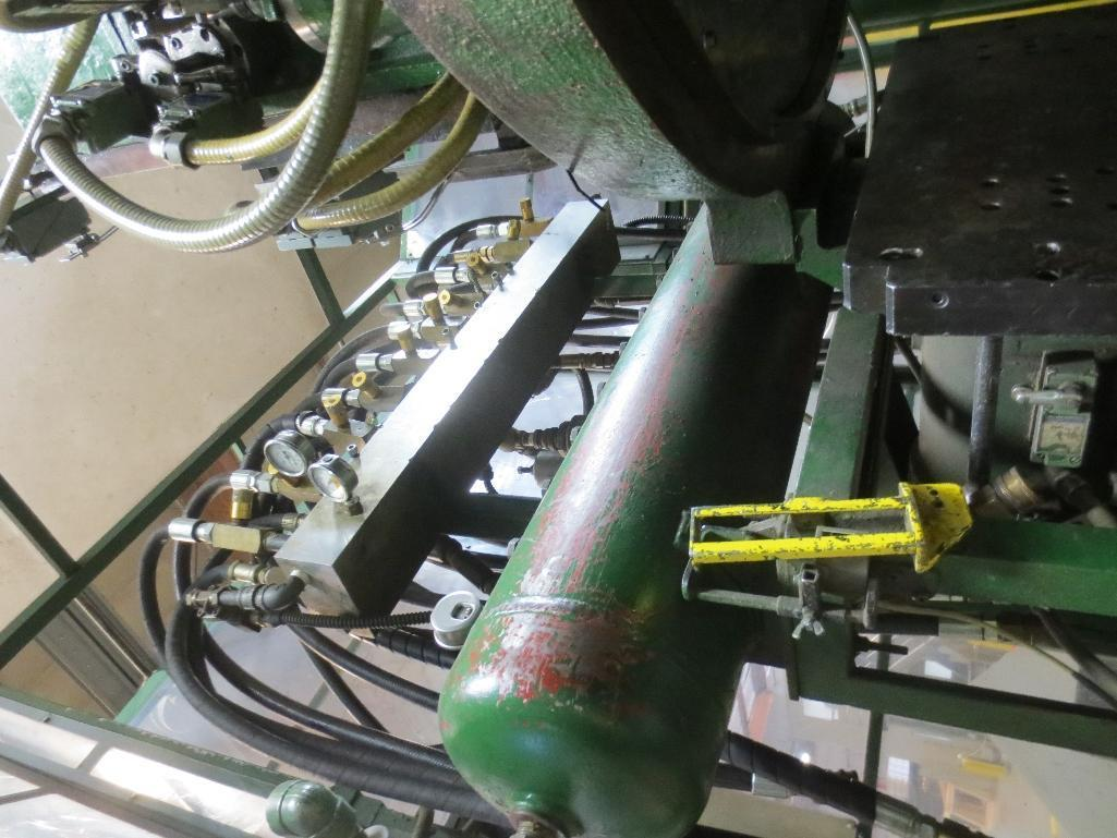 Nissei Stretch Blow Molding Machine, M/N ASB650EX II, S/N 8465319, Mfg. Date 2/85 - Image 13 of 17