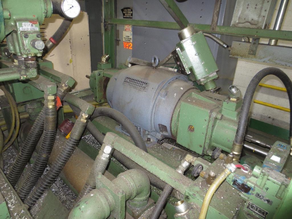 Nissei Stretch Blow Molding Machine, M/N ASB650EX II, S/N 8565292, Mfg. Date 5/86 - Image 2 of 16