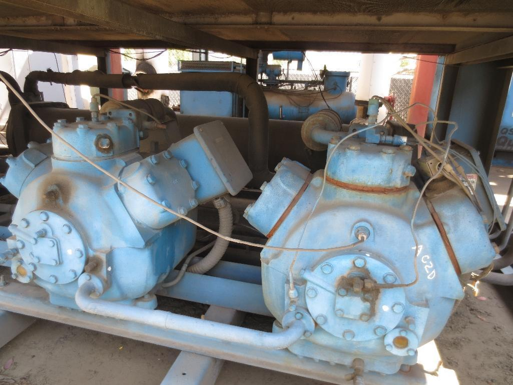 Carrier Liquid Chiller Unit, S/N 0995F36298 - Image 8 of 9