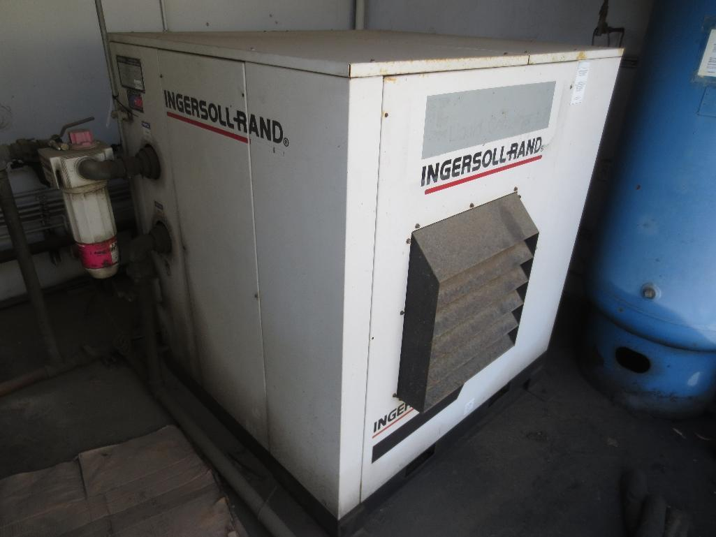 Ingersoll Rand Air Dryer, M/N TM400 S/N 97MTM599 Mfg. Date 12/97