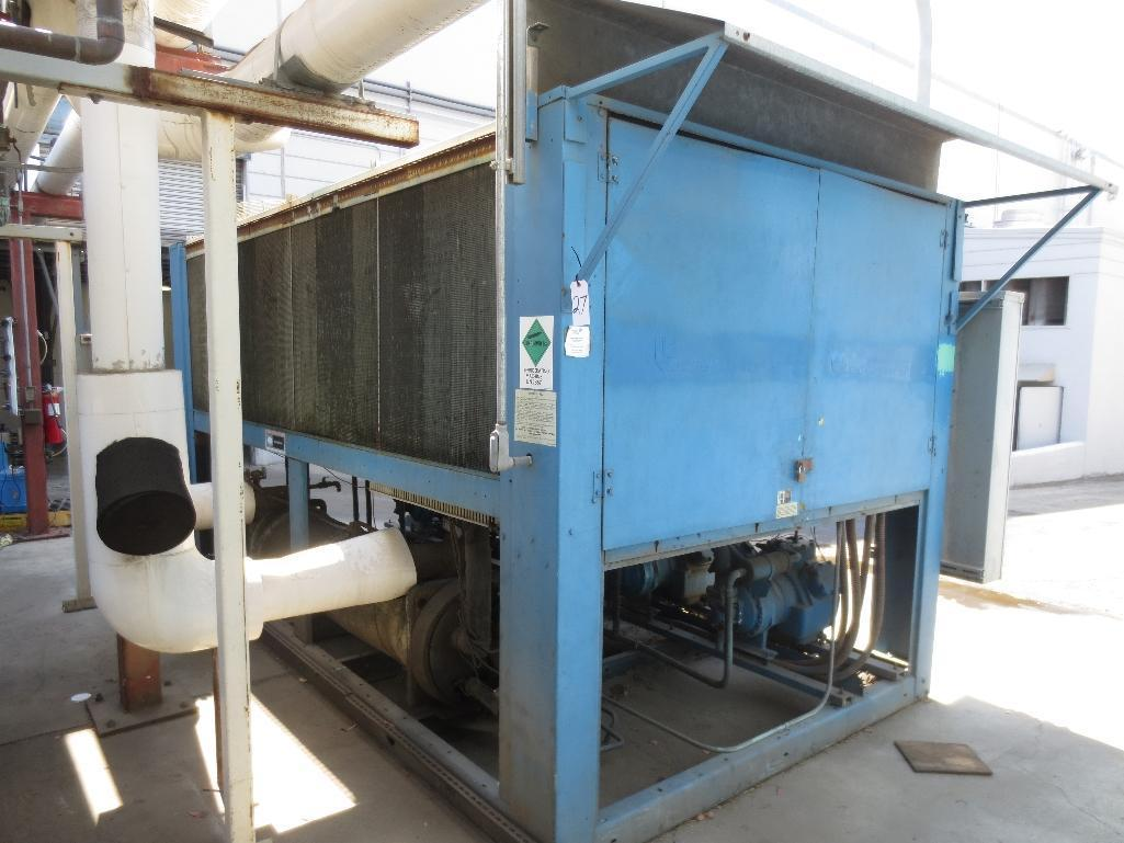 Carrier Liquid Chiller Unit, S/N Unknown