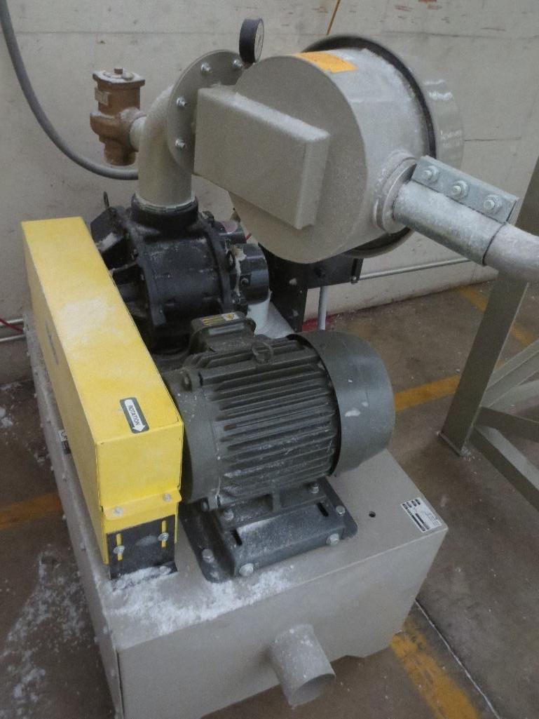 Novatec Vacuum Pump M/N VPDB-7.5 S/N 55203-3912 Mfg. Date 12-14 - Image 2 of 5