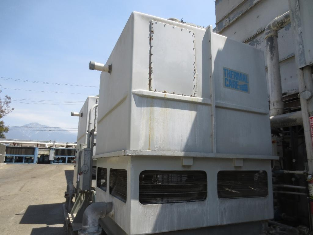 Thermal Care Cooling Towers, M/N FC840, S/N 06738020603 & 06738010603 - Image 3 of 8