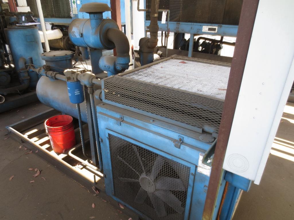 Quincy 75 Air Cooled Rotary Screw Compressor, M/N QMALACA31B S/N 70877 - Image 4 of 7