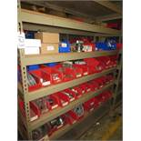 Shelf Plus Contents Of Various Size Sprockets & Pulleys