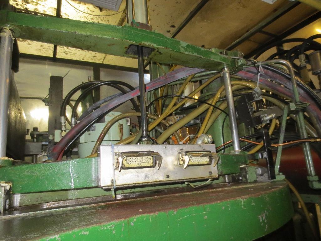 Nissei Stretch Blow Molding Machine, M/N ASB650EX II, S/N 8465313, Mfg. Date 5/84 - Image 11 of 18