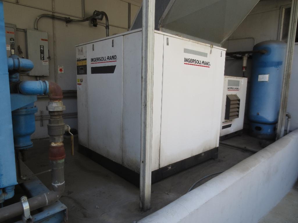 Ingersoll Rand Compressor, 237 CFM Capacity, 60hp, 3ph, 60hz, M/N SSR-EP60, S/N CA0194U98020 - Image 3 of 4
