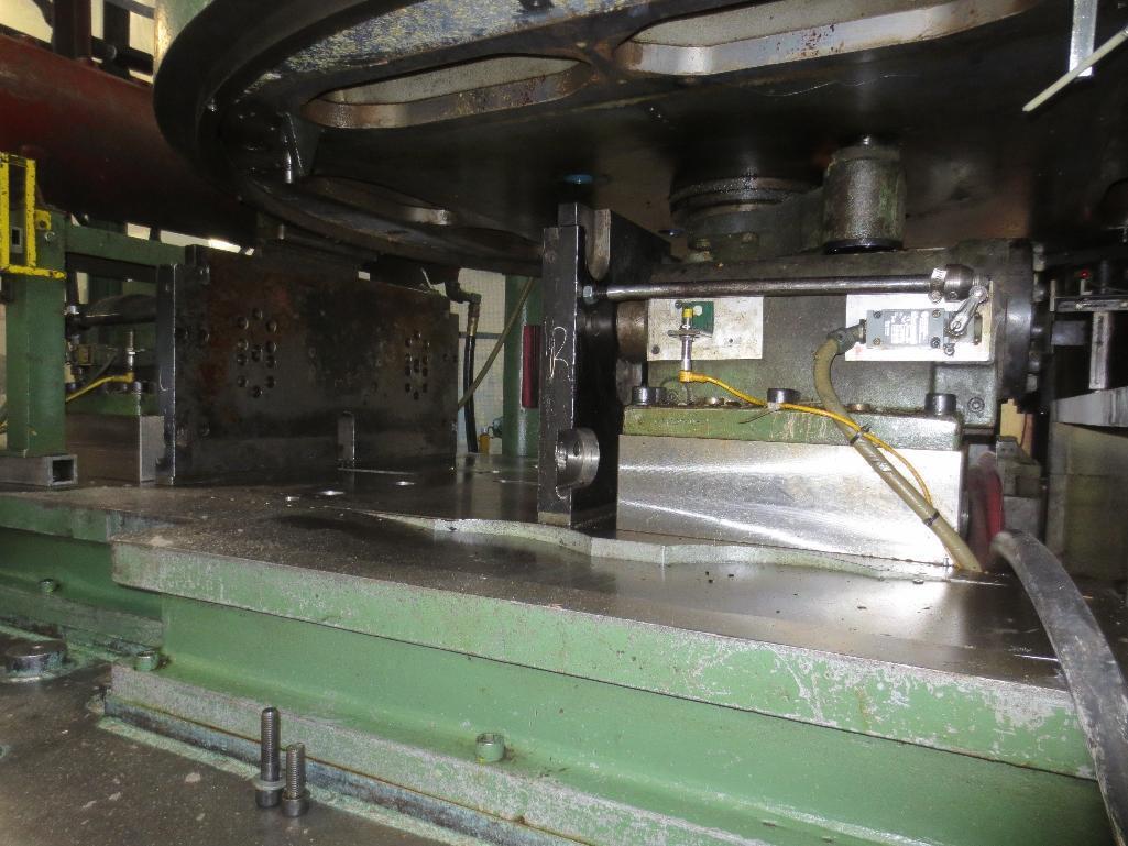 Nissei Stretch Blow Molding Machine, M/N ASB850EX II, S/N 109A4402, Mfg. Date 12/88 - Image 9 of 14