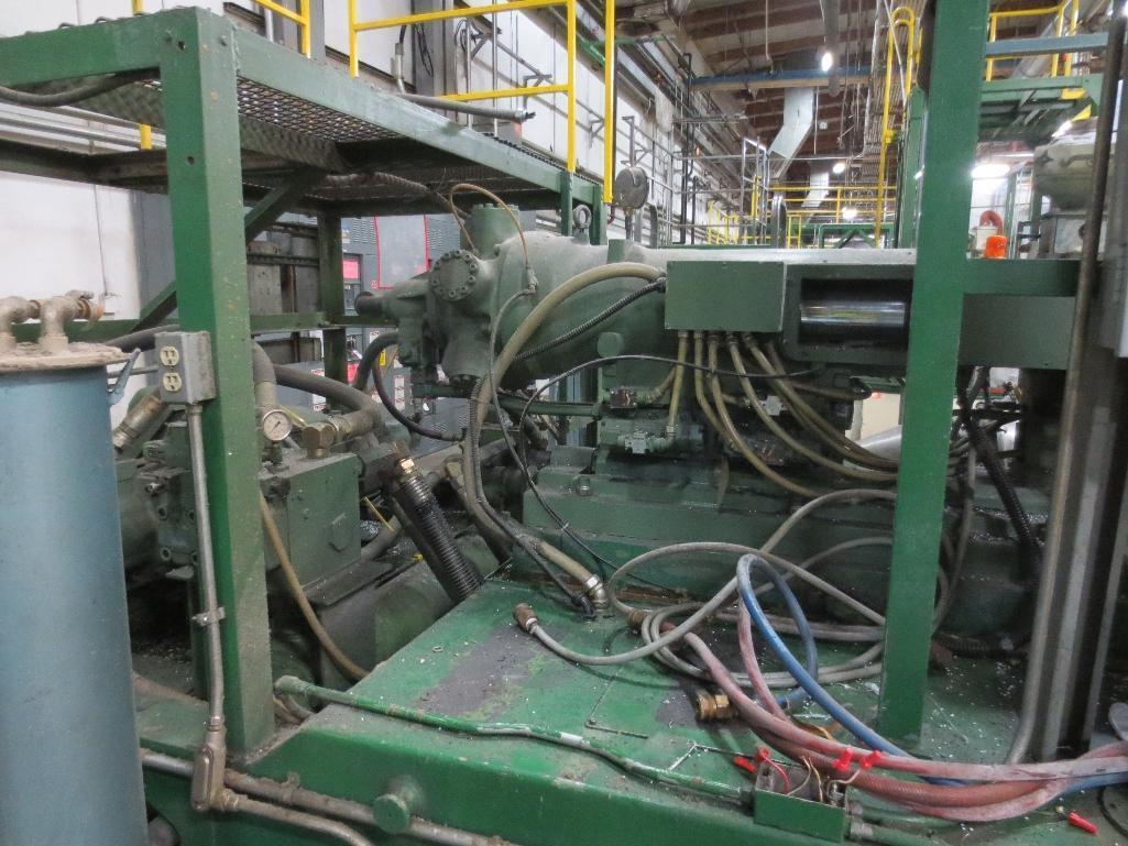 Nissei Stretch Blow Molding Machine, M/N ASB650EX II, S/N 8465313, Mfg. Date 5/84 - Image 10 of 18