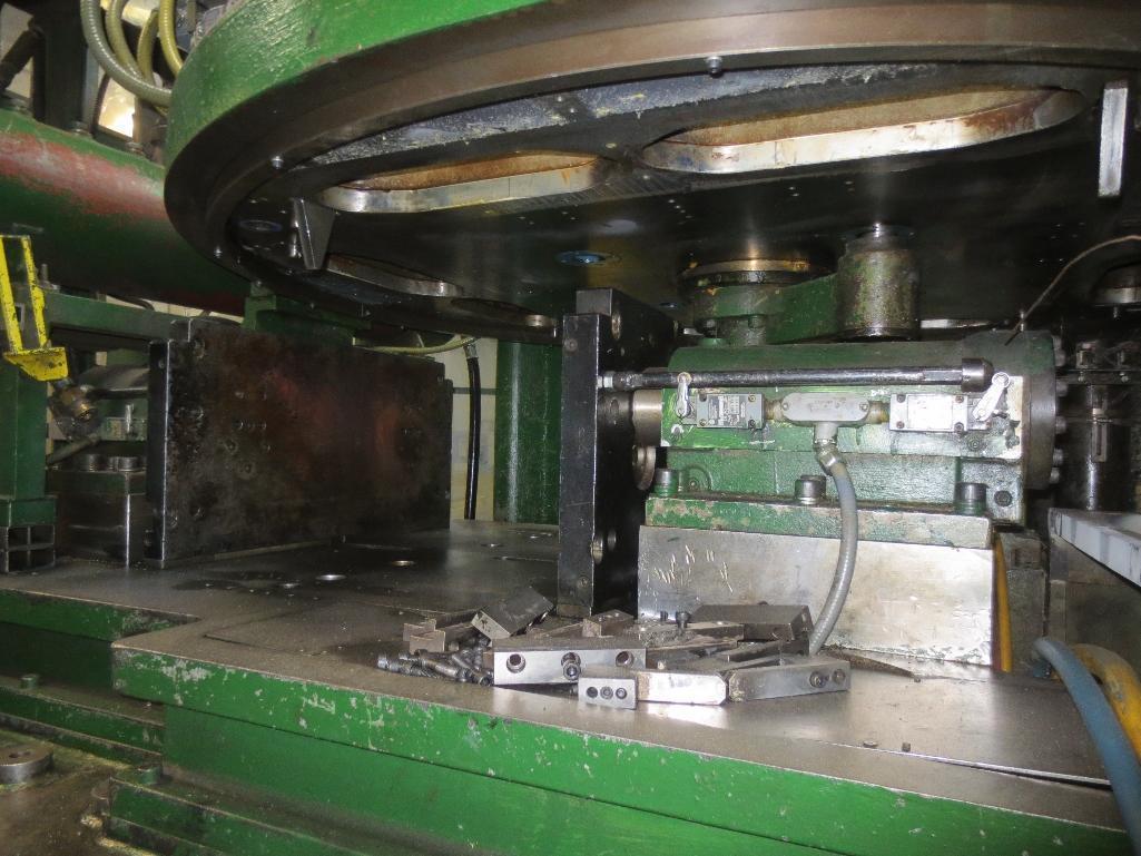 Nissei Stretch Blow Molding Machine, M/N ASB650EX II, S/N 8465319, Mfg. Date 2/85 - Image 11 of 17